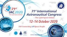 71st International Astronautical Congress  12-14 October 2020