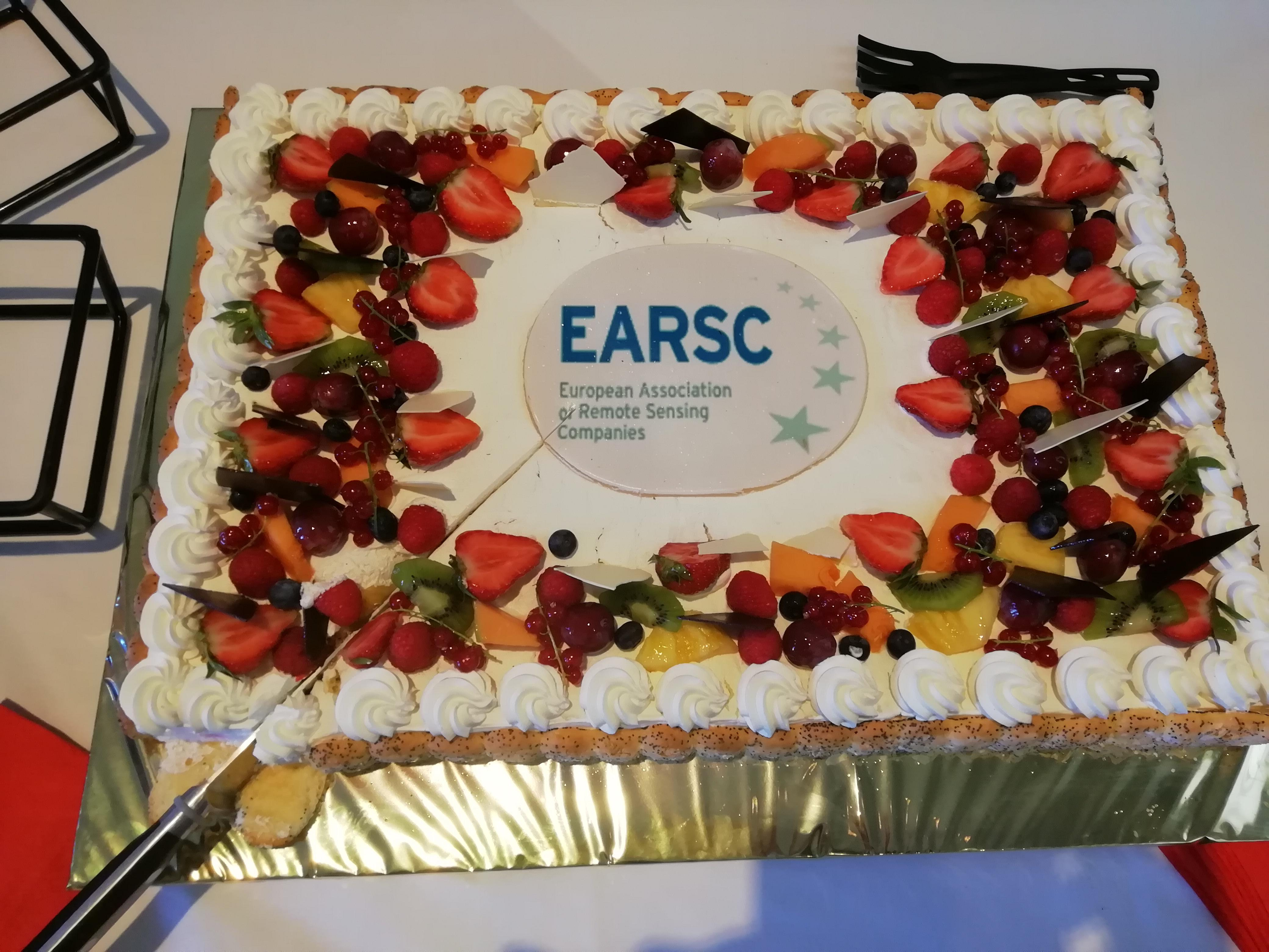 EARSC Annual Assembly - EXPANDEO & 30th Anniversary Celebration