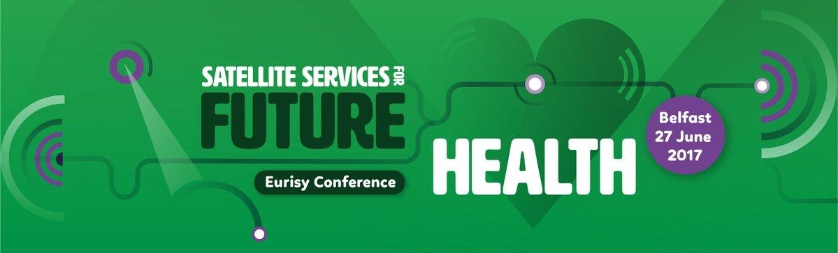 Satellite Services for Future Health in Belfast this 27th June