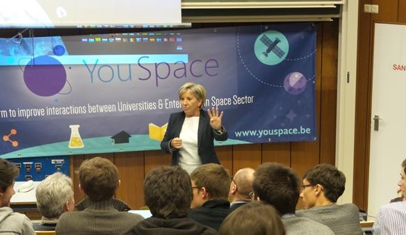 Youspace in Universities - UCL